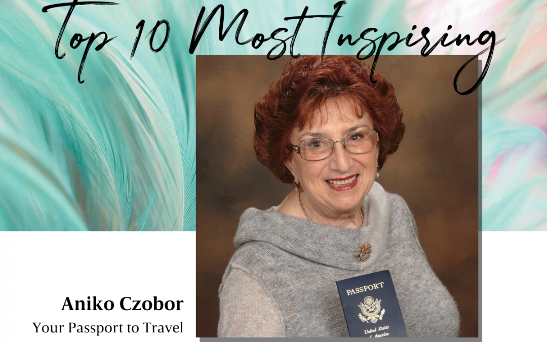 Day 4: Aniko Czobor — Top 10 Women 2018