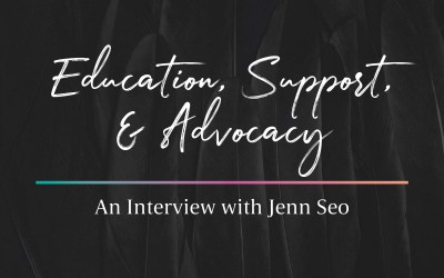 Education, Support, & Advocacy – An Interview with Jenn Seo of Mental Health Association in Delaware