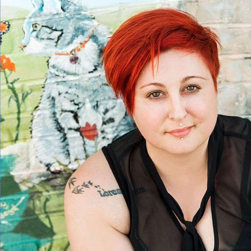 Jane Clark, Co-Founder & Creative Director of Brandswan, a Delaware web design agency