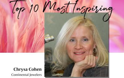 Day 5: Chrysa Cohen — Top 10 Women 2020