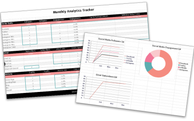 Marketing Analytics Tracker