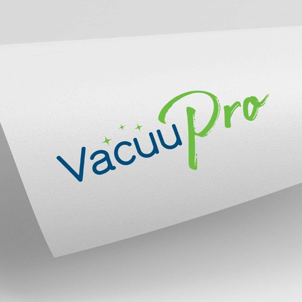 Vacuupro Logo Design by BrandSwan, a logo design company
