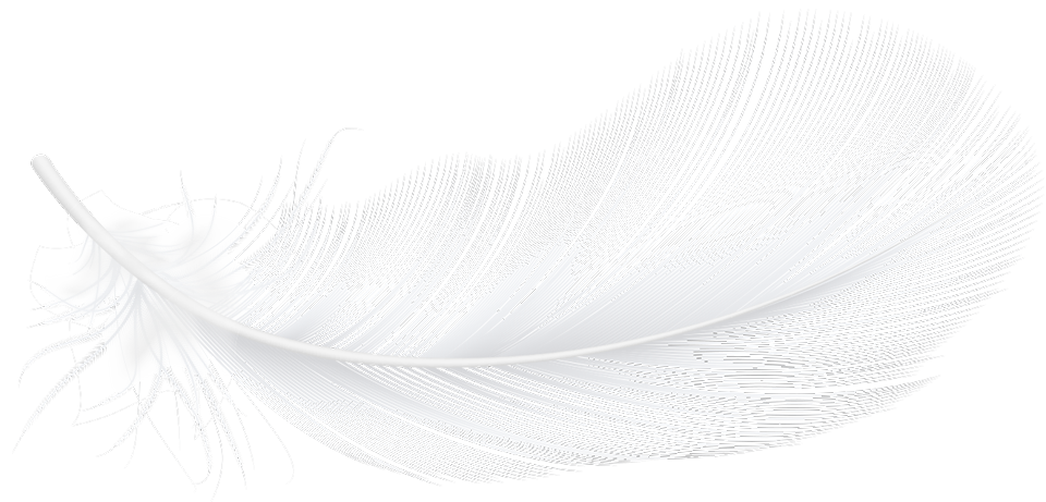 Feather floating