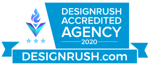 BrandSwan is an accredited DesignRush branding, digital, and web design agency