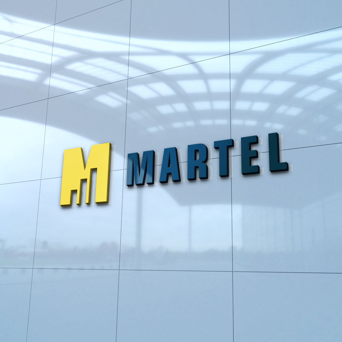 Martel Logo Design by BrandSwan, a logo design company