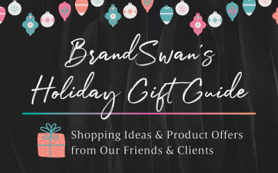 BrandSwan's Holiday Gift Guide