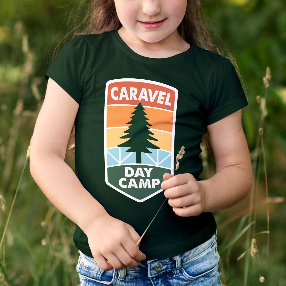 Caravel Day Camp Logo & Graphic Design by BrandSwan, a graphic design company