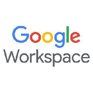 Google Workspace logo, BrandSwan's pick for email, documents, and calendar