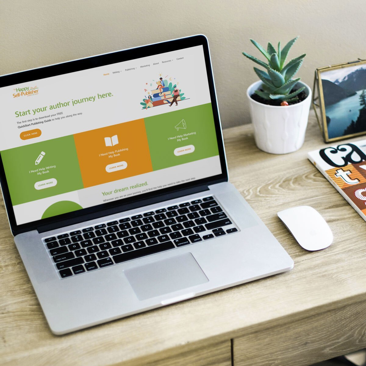 CLIENT NAME Web Design by BrandSwan, a web design company