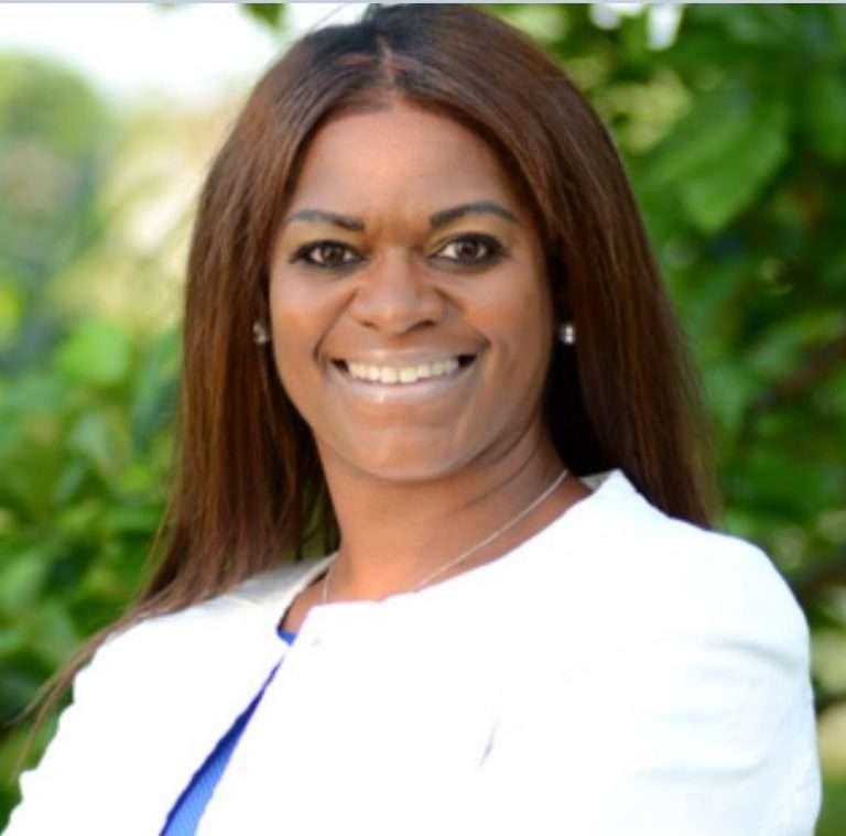 Monique Williams-Johns, winner of BrandSwan's Top 10 Inspiring Women series of 2021
