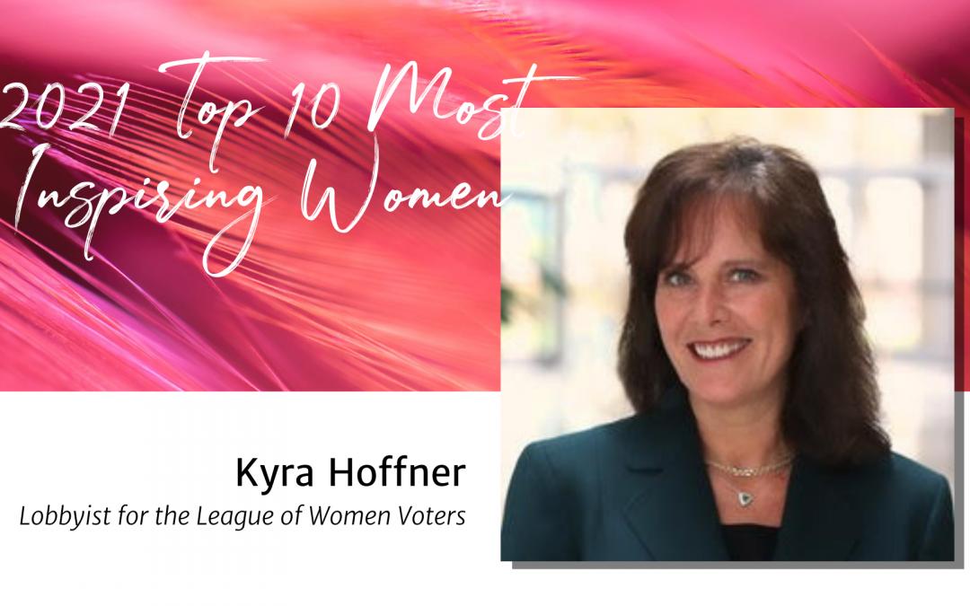 Day 7: Kyra Hoffner — Top 10 Women 2021