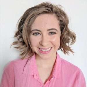 Kelsey Buckingham, Social Media & Content Development, 1 Semester