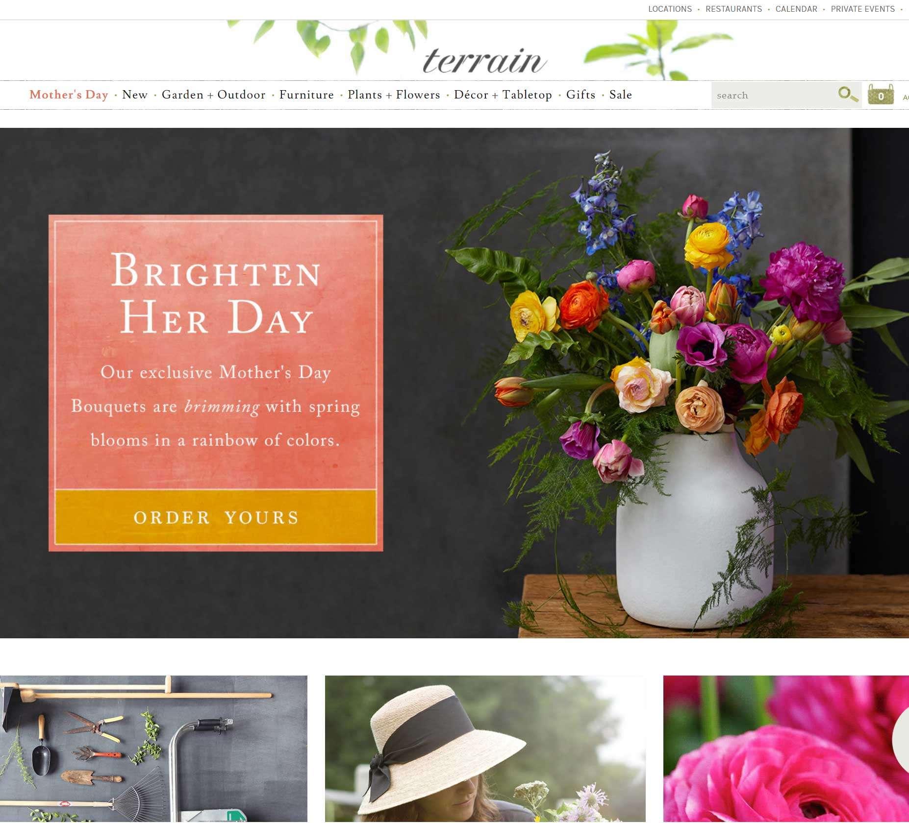 Brands we love: Terrain